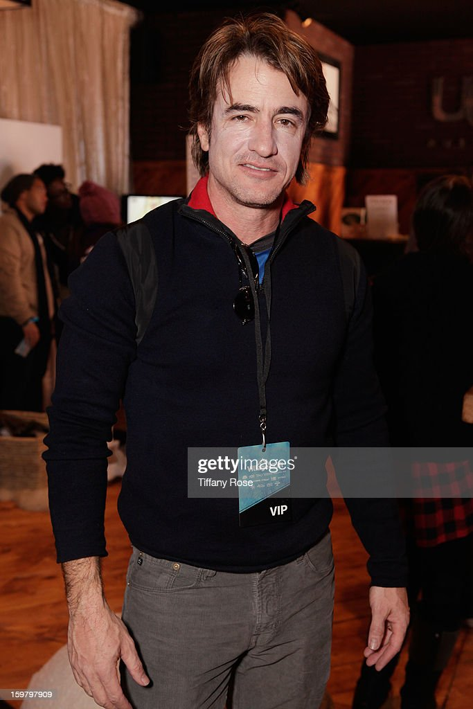 Actor <a gi-track='captionPersonalityLinkClicked' href=/galleries/search?phrase=Dermot+Mulroney&family=editorial&specificpeople=208776 ng-click='$event.stopPropagation()'>Dermot Mulroney</a> attends Day 3 of Tea of a Kind at Village At The Lift 2013 on January 20, 2013 in Park City, Utah.