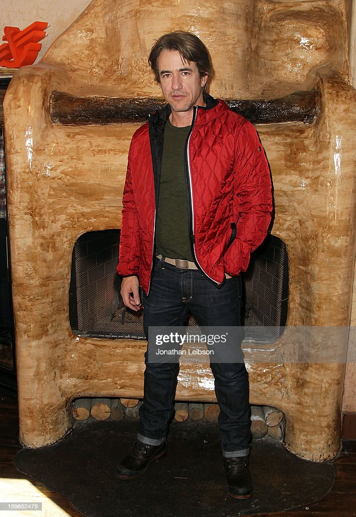 Actor Dermot Mulroney attends Day 3 of the Variety Studio At 2013 Sundance Film Festival on January 21, 2013 in Park City, Utah.