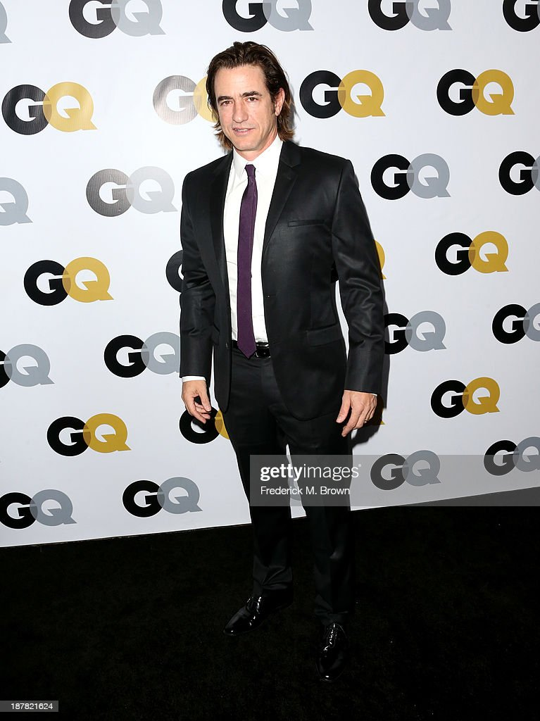 Actor <a gi-track='captionPersonalityLinkClicked' href=/galleries/search?phrase=Dermot+Mulroney&family=editorial&specificpeople=208776 ng-click='$event.stopPropagation()'>Dermot Mulroney</a> attends the GQ Men Of The Year Party at The Ebell Club of Los Angeles on November 12, 2013 in Los Angeles, California.