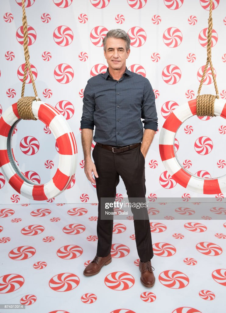 Actor Dermot Mulroney attends the opening of Hallmark's Museum of Christmas on November 14, 2017 in New York City.