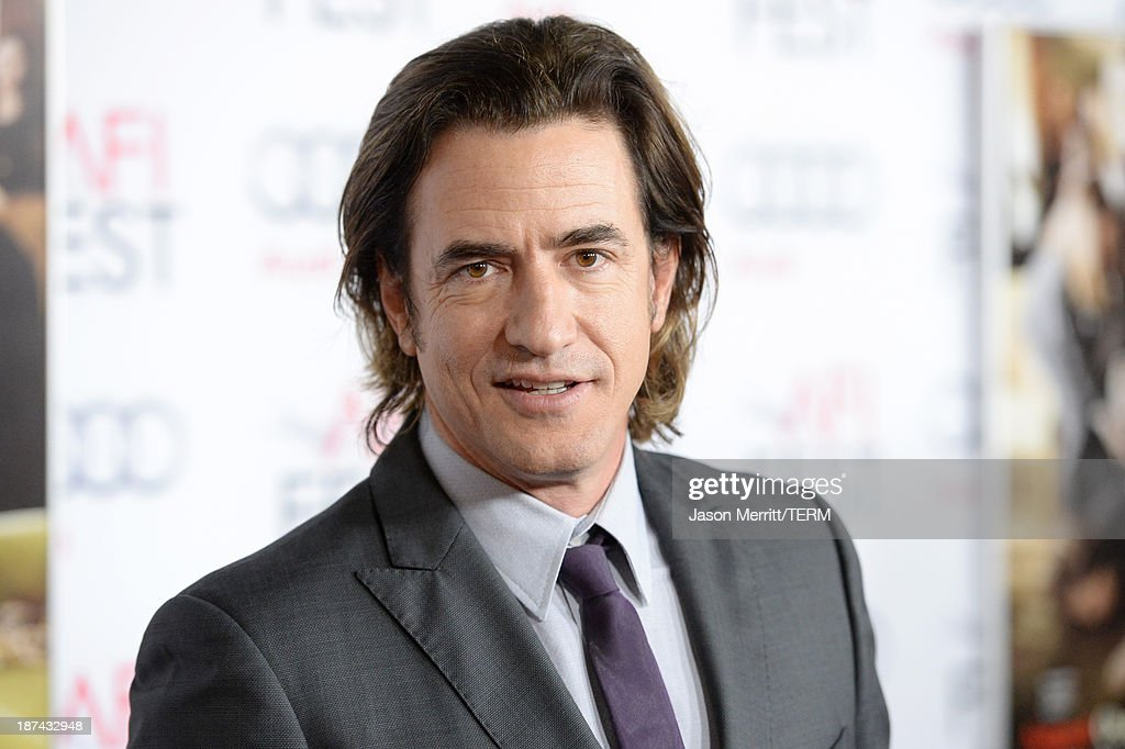 Actor <a gi-track='captionPersonalityLinkClicked' href=/galleries/search?phrase=Dermot+Mulroney&family=editorial&specificpeople=208776 ng-click='$event.stopPropagation()'>Dermot Mulroney</a> attends the premiere of The Weinstein Company's 'August: Osage County' during AFI FEST 2013 presented by Audi at TCL Chinese Theatre on November 8, 2013 in Hollywood, California.