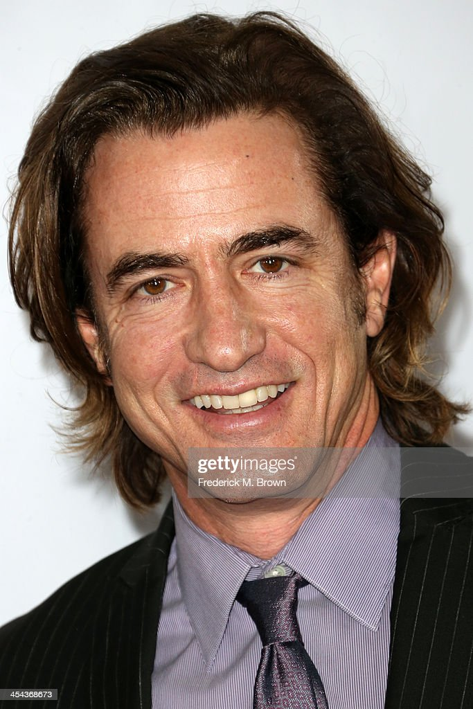 Actor Dermot Mulroney attends 'TrevorLIVE LA' honoring Jane Lynch and Toyota for the Trevor Project at Hollywood Palladium on December 8, 2013 in Hollywood, California.