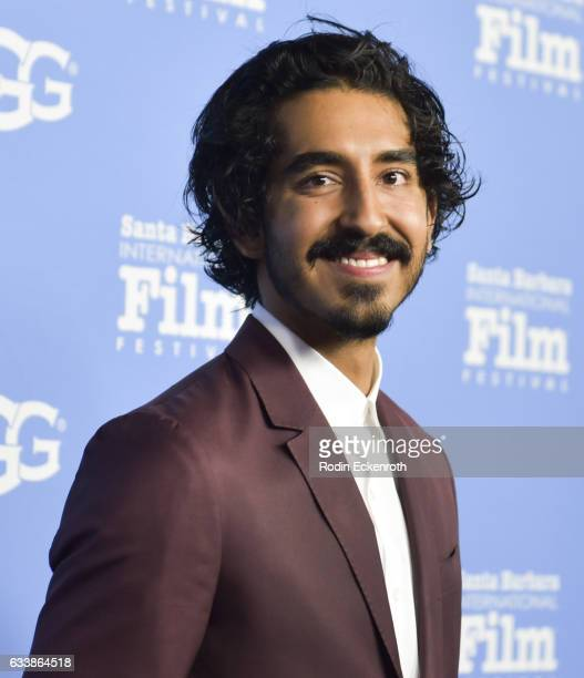 Actor Dev Patel attends 32nd Santa Barbara International Film Festival Virtuosos on February 4 2017 in Santa Barbara California