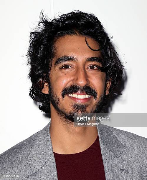Actor Dev Patel attends a Los Angeles special screening of The Weinstein Co's 'Lion' at the Samuel Goldwyn Theater on November 22 2016 in Beverly...