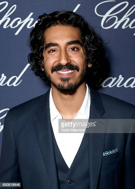 Actor Dev Patel attends the 28th Annual Palm Springs International Film Festival Film Awards Gala at the Palm Springs Convention Center on January 2...
