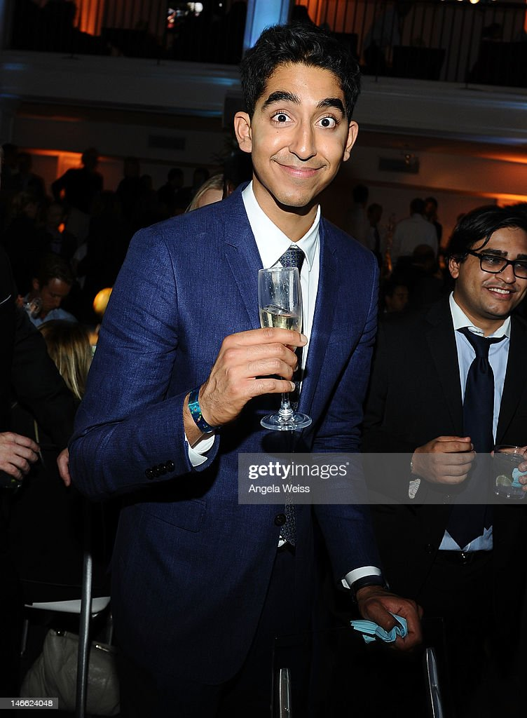 Actor <a gi-track='captionPersonalityLinkClicked' href=/galleries/search?phrase=Dev+Patel&family=editorial&specificpeople=5123545 ng-click='$event.stopPropagation()'>Dev Patel</a> attends the after party for HBO's New Series 'Newsroom' Los Angeles Premiere at Boulevard3 on June 20, 2012 in Hollywood, California.
