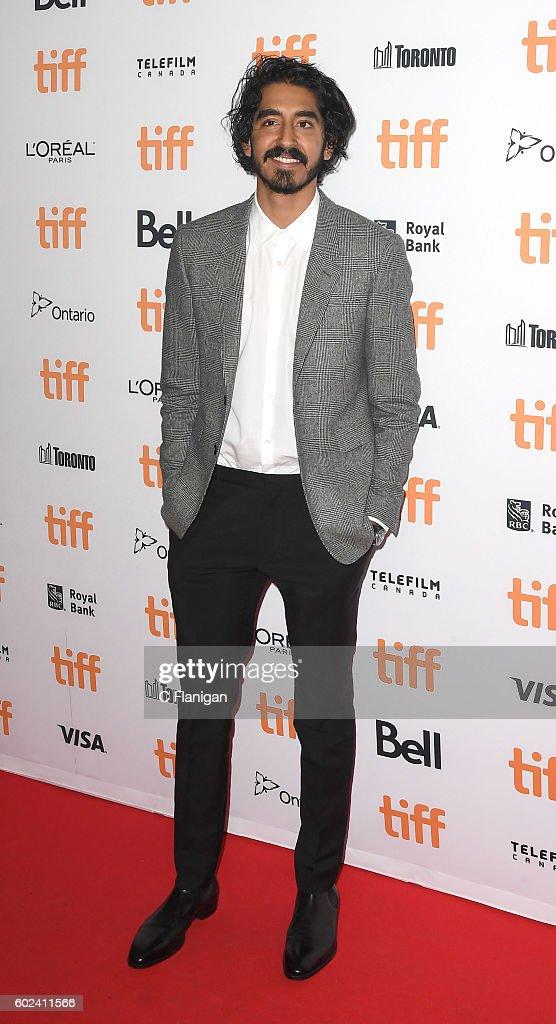 actor-dev-patel-attends-the-lion-premiere-during-the-2016-toronto-picture-id602411566