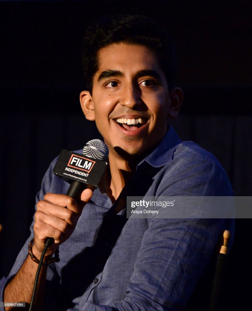 Actor <a gi-track='captionPersonalityLinkClicked' href=/galleries/search?phrase=Dev+Patel&family=editorial&specificpeople=5123545 ng-click='$event.stopPropagation()'>Dev Patel</a> attends the premiere of 'The Road Within' during the 2014 Los Angeles Film Festival at Regal Cinemas L.A. Live on June 18, 2014 in Los Angeles, California.