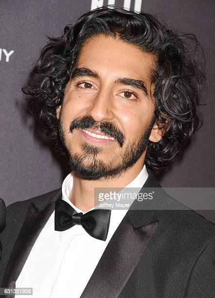 Actor Dev Patel attends The Weinstein Company and Netflix Golden Globe Party presented with FIJI Water Grey Goose Vodka Lindt Chocolate and Moroccan...