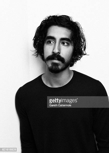 Actor Dev Patel is photographed during the 60th BFI London Film Festival at the Corinthia Hotel on October 12 2016 in London England