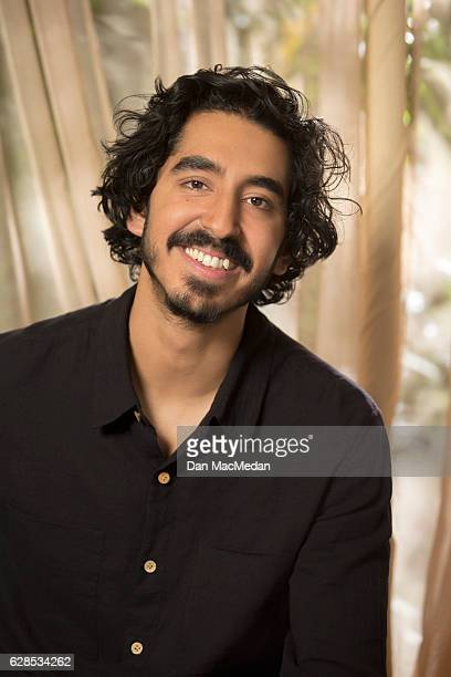 Actor Dev Patel is photographed for USA Today on November 12 2016 in Los Angeles California PUBLISHED IMAGE