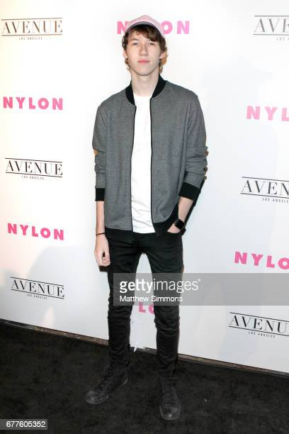 Actor Devin Druid attends NYLON's Annual Young Hollywood May Issue Event at Avenue on May 2 2017 in Los Angeles California
