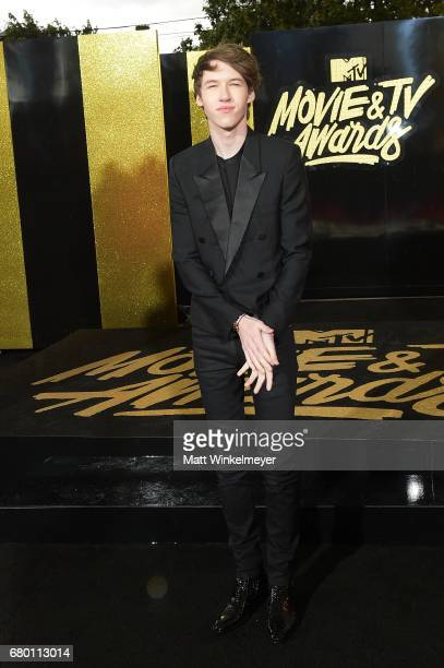 Actor Devin Druid attends the 2017 MTV Movie And TV Awards at The Shrine Auditorium on May 7 2017 in Los Angeles California