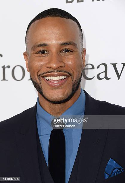 Actor DeVon Franklin arrives at the Premiere of Columbia Pictures' 'Miracles From Heaven' at ArcLight Hollywood on March 9 2016 in Hollywood...