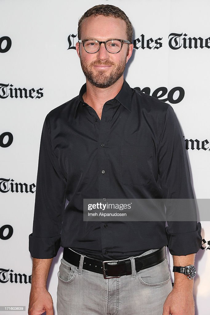 Actor Devon Gummersall attends the premiere of 'Some Girl(s)' at Laemmle NoHo 7 on June 26, 2013 in North Hollywood, California.