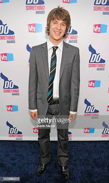Actor Devon Werkheiser arrives at the 2010 VH1 Do Something Awards held at the Hollywood Palladium on July 19 2010 in Hollywood California