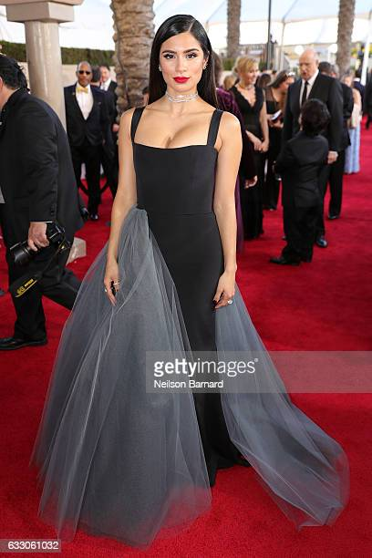 Actor Diane Guerrero attends the 23rd Annual Screen Actors Guild Awards at The Shrine Expo Hall on January 29 2017 in Los Angeles California
