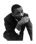 Actor Dick Gregory poses for a portrait in circa 1960