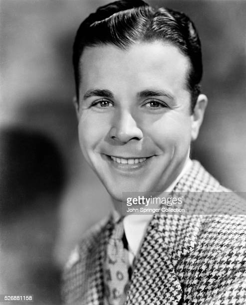 Actor Dick Powell