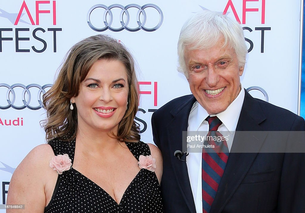 Actor <a gi-track='captionPersonalityLinkClicked' href=/galleries/search?phrase=Dick+Van+Dyke&family=editorial&specificpeople=123836 ng-click='$event.stopPropagation()'>Dick Van Dyke</a> (R) and his Wife Arlene Silver (L) attend the 50th Anniversary of 'Mary Poppins' at AFI FEST 2013 at the TCL Chinese Theatre on November 9, 2013 in Hollywood, California.