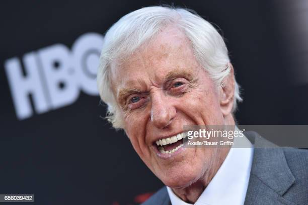 Actor Dick Van Dyke arrives at the premiere of HBO's 'If You're Not In The Obit Eat Breakfast' at Samuel Goldwyn Theater on May 17 2017 in Beverly...