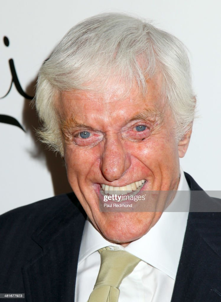 Actor Dick Van Dyke attending the Professional Dancers Society's 27th Annual Gypsy Award Luncheon at The Beverly Hilton Hotel on March 30, 2014 in Beverly Hills, California.