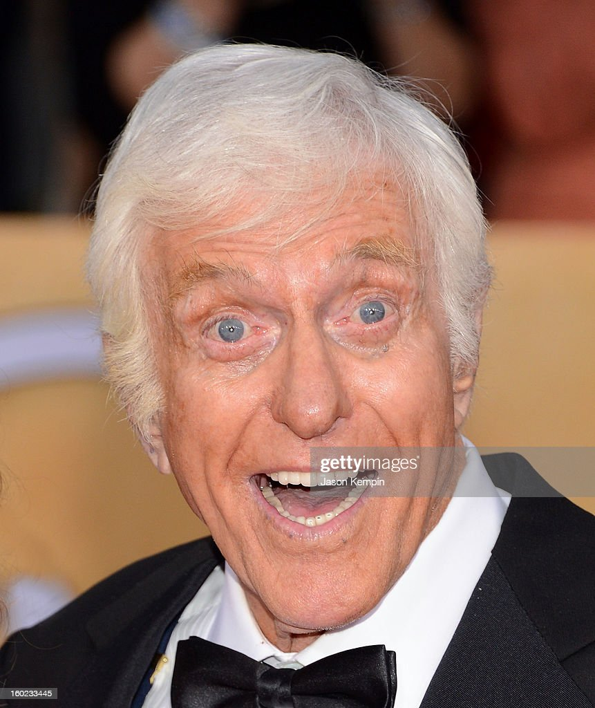 Actor Dick Van Dyke attends the 19th Annual Screen Actors Guild Awards at The Shrine Auditorium on January 27, 2013 in Los Angeles, California.