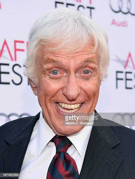 Actor Dick Van Dyke attends the 50th anniversary commemoration screening of Disney's 'Mary Poppins' during AFI FEST 2013 presented by Audi at TCL...
