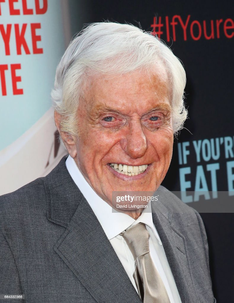 Actor Dick Van Dyke attends the premiere of HBO's 'If You're Not In The Obit, Eat Breakfast' at the Samuel Goldwyn Theater on May 17, 2017 in Beverly Hills, California.