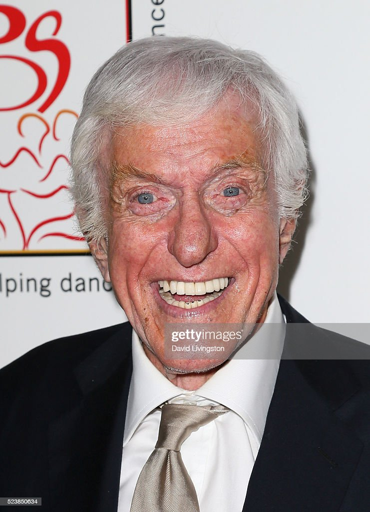 Actor Dick Van Dyke attends the Professional Dancer Society's Annual Gypsy Awards Luncheon at The Beverly Hilton Hotel on April 24 2016 in Beverly...