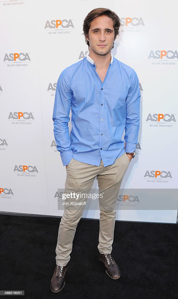Actor <a gi-track='captionPersonalityLinkClicked' href=/galleries/search?phrase=Diego+Boneta&family=editorial&specificpeople=6787641 ng-click='$event.stopPropagation()'>Diego Boneta</a> arrives at The American Society For The Prevention Of Cruelty To Animals Celebrity Cocktail Party on May 6, 2014 in Beverly Hills, California.