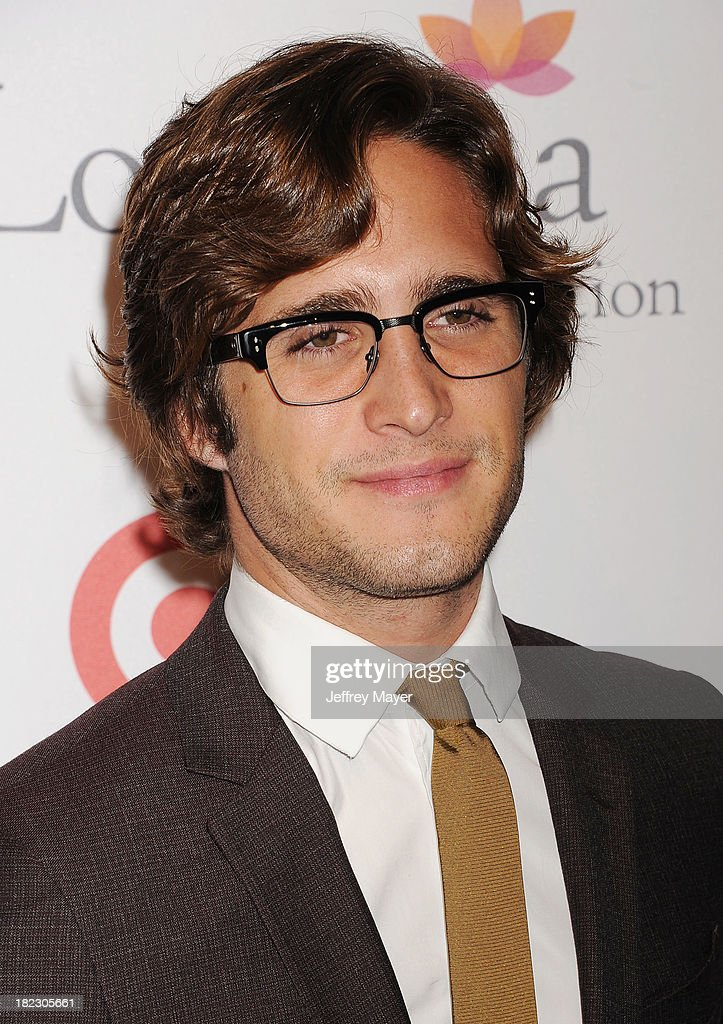 Actor <a gi-track='captionPersonalityLinkClicked' href=/galleries/search?phrase=Diego+Boneta&family=editorial&specificpeople=6787641 ng-click='$event.stopPropagation()'>Diego Boneta</a> arrives at the Eva Longoria Foundation Dinner at Beso restaurant on September 28, 2013 in Hollywood, California.