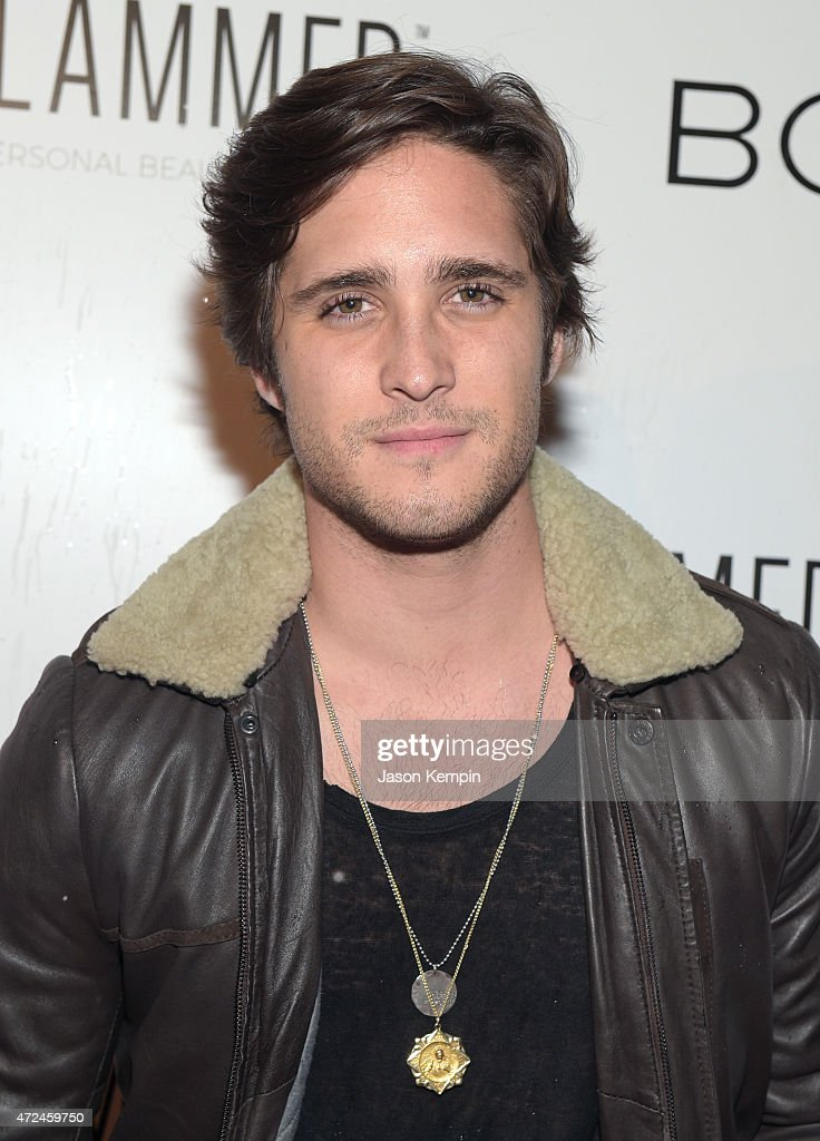 Actor Diego Boneta attends the NYLON Young Hollywood Party presented by BCBGeneration at HYDE Sunset Kitchen Cocktails on May 7 2015 in West...