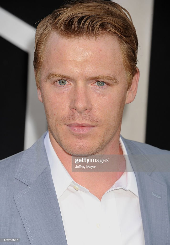 Actor <a gi-track='captionPersonalityLinkClicked' href=/galleries/search?phrase=Diego+Klattenhoff&family=editorial&specificpeople=6128795 ng-click='$event.stopPropagation()'>Diego Klattenhoff</a> arrives at the 'Pacific Rim' - Los Angeles Premiere at Dolby Theatre on July 9, 2013 in Hollywood, California.
