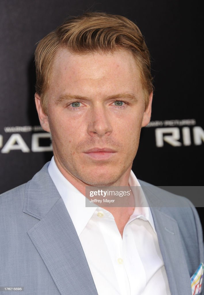 Actor Diego Klattenhoff arrives at the 'Pacific Rim' - Los Angeles Premiere at Dolby Theatre on July 9, 2013 in Hollywood, California.