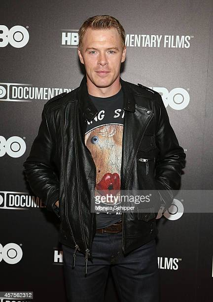 Actor Diego Klattenhoff attends HBO presents the premiere of 'Mr Dynamite The Rise of James Brown' at Time Warner Screening Room on October 20 2014...