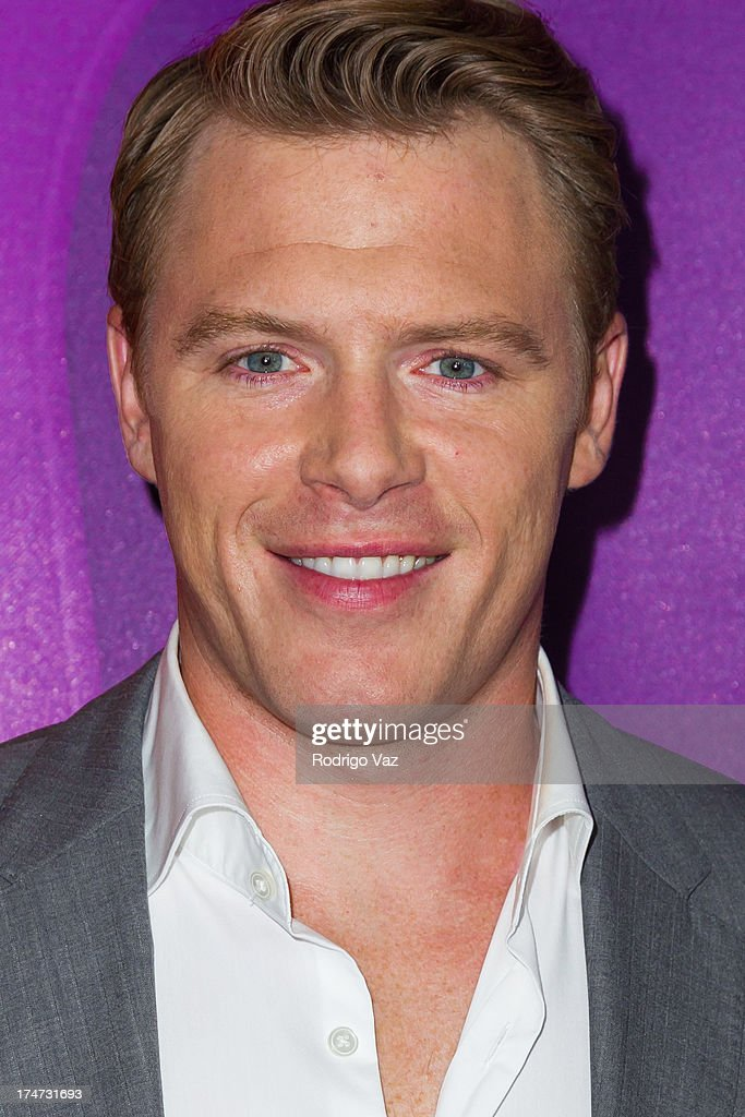 Actor Diego Klattenhoff attends the 2013 Television Critic Association's Summer Press Tour - NBC Party at The Beverly Hilton Hotel on July 27, 2013 in Beverly Hills, California.