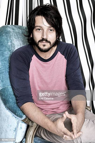 Actor Diego Luna is photographed for Self Assignment on September 25 2013 in San Sebastian Spain