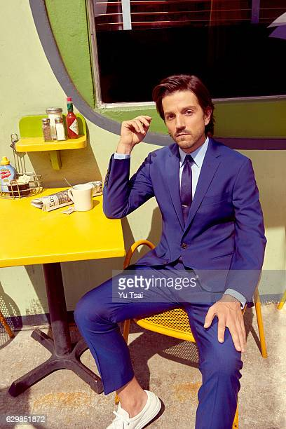 Actor Diego Luna is photographed for Vanity Fair Mexico on September 28 2016 in Los Angeles California Published Image