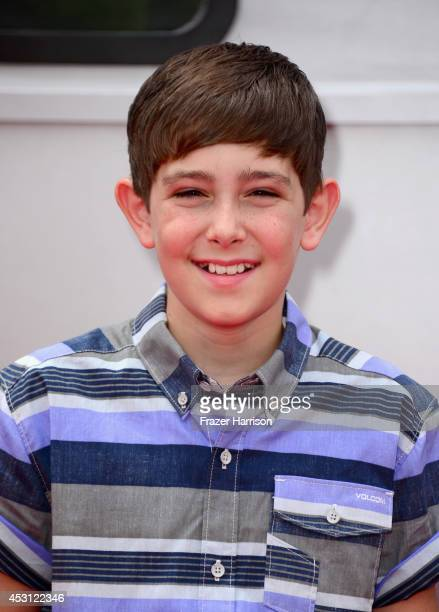 Actor Diego Velazquez attends Paramount Pictures' 'Teenage Mutant Ninja Turtles' premiere at Regency Village Theatre on August 3 2014 in Westwood...