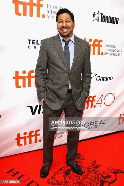 Actor Dileep Rao attends the 'Beeba Boys' premiere during the 2015 Toronto International Film Festival held at Roy Thomson Hall on September 13 2015...