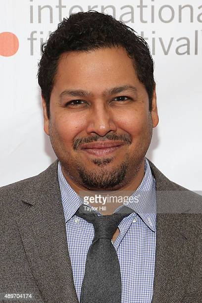 Actor Dileep Rao attends the 'Beeba Boys' premiere during the 2015 Toronto International Film Festival at Roy Thomson Hall on September 13 2015 in...
