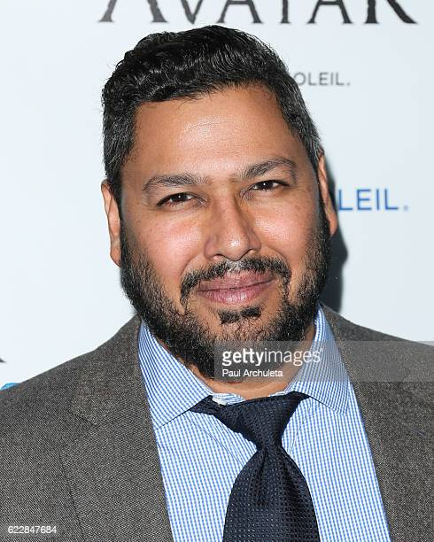 Actor Dileep Rao attends the opening night of Cirque du Soleil's 'Toruk The First Flight' at The Staples Center on November 11 2016 in Los Angeles...