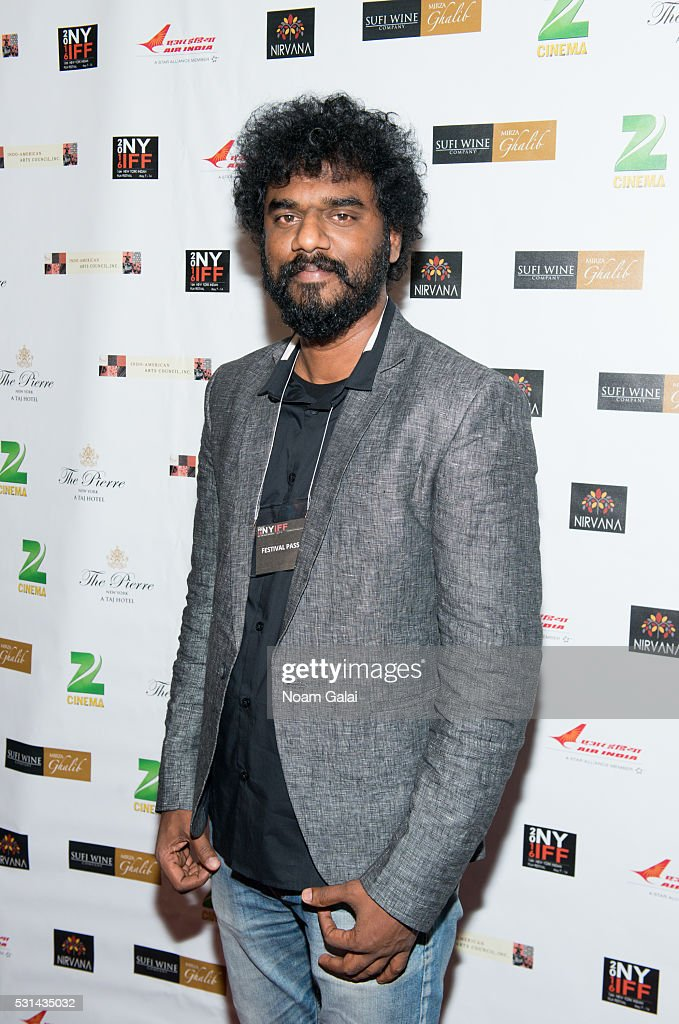 Actor Dinesh Prabhakar attends the closing night of the 16th Annual New York Indian Film Festival at Jack H. Skirball Center for the Performing Arts on May 14, 2016 in New York City.