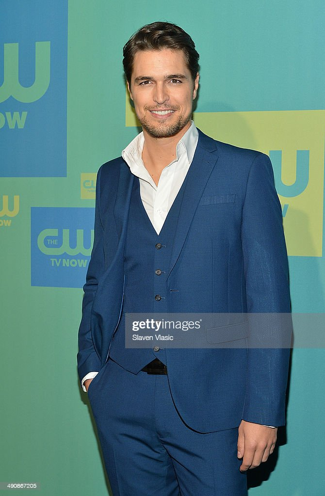 Actor Diogo Morgado attends the CW Network's New York 2014 Upfront Presentation at The London Hotel on May 15 2014 in New York City