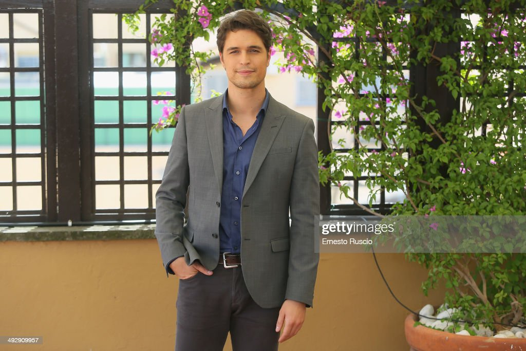 Actor Diogo Morgado attends the 'Legami' Tv Series photocall at Hotel Inghilterra on May 22 2014 in Rome Italy