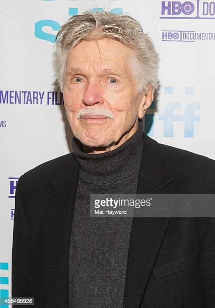 Actor director and founder of The Red Badge Project Tom Skerritt arrives at a screening of the HBO documentary film 'The Last Patrol' at SIFF Cinema...