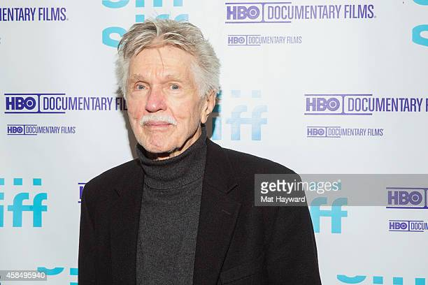 Actor director and founder of The Red Badge Project Tom Skerritt arrives at the screening of HBO documentary film 'The Last Patrol' at SIFF Cinema...