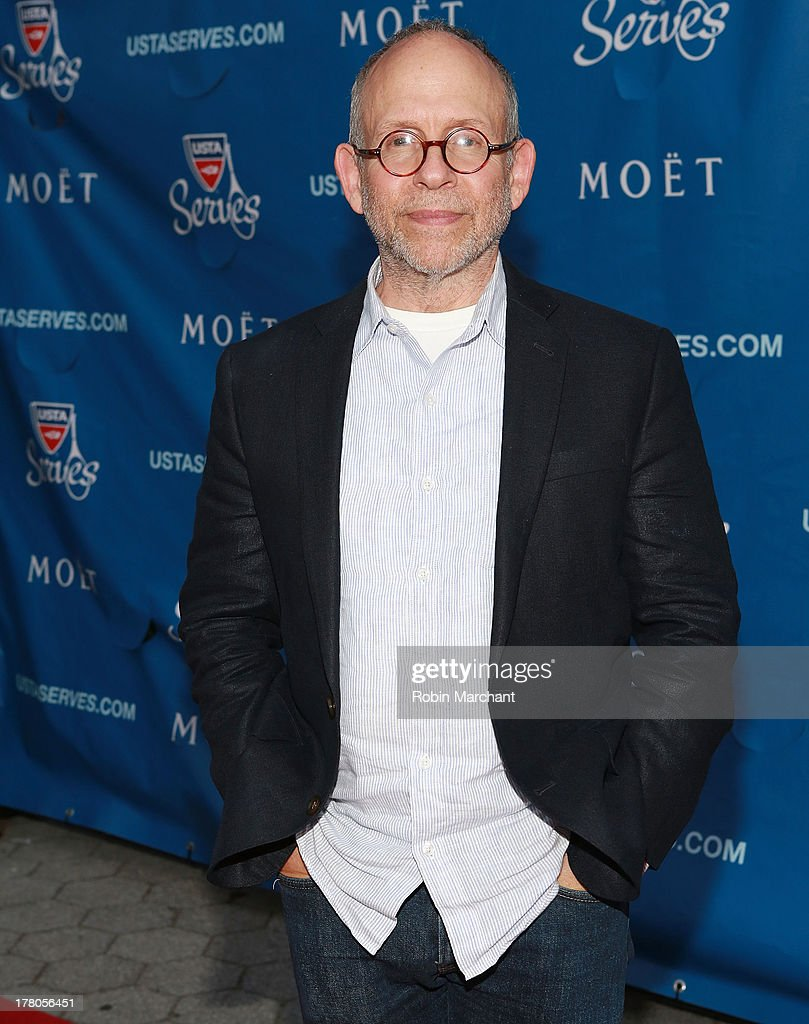 Actor, director and producer <a gi-track='captionPersonalityLinkClicked' href=/galleries/search?phrase=Bob+Balaban&family=editorial&specificpeople=220226 ng-click='$event.stopPropagation()'>Bob Balaban</a> attends the 13th Annual USTA Serves Opening Night Gala at USTA Billie Jean King National Tennis Center on August 26, 2013 in New York City.
