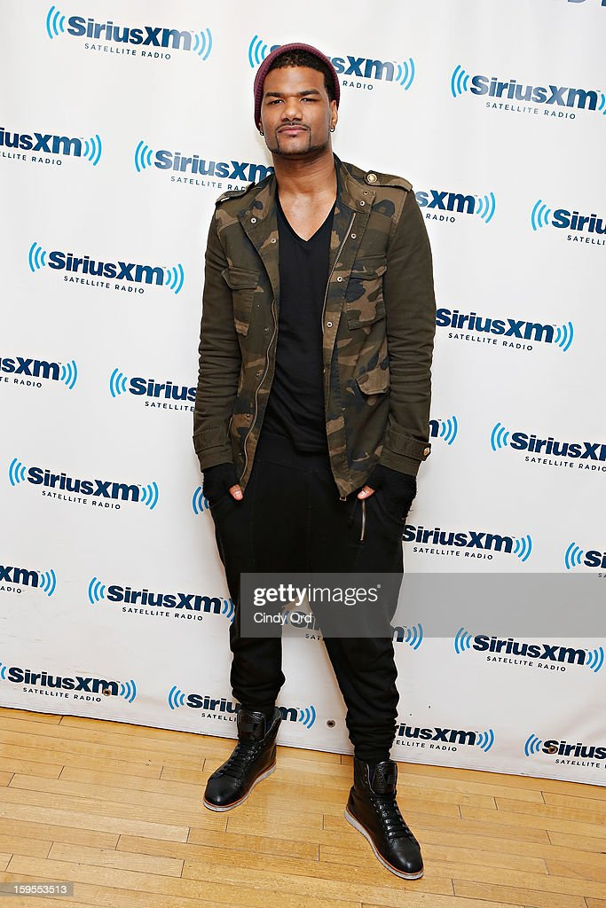 Actor/ director <a gi-track='captionPersonalityLinkClicked' href=/galleries/search?phrase=Damien+Dante+Wayans&family=editorial&specificpeople=764721 ng-click='$event.stopPropagation()'>Damien Dante Wayans</a> visits the SiriusXM Studios on January 15, 2013 in New York City.